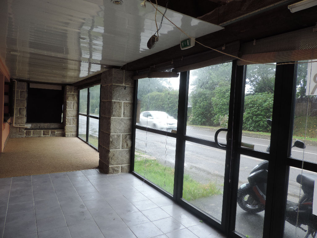 Achat Local Commercial 72 m² FOUESNANT, BEG MEIL.