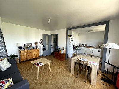 Location Appartement T2 Quimper centre 53 m²